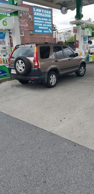 2004 Honda CRV 4 Wheel Drive for Sale in Kent Cliffs, NY