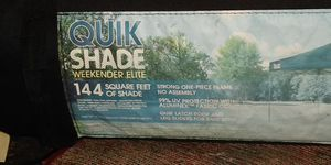 Quik shade 144 sq. {link removed} ft. for Sale in Portland, OR