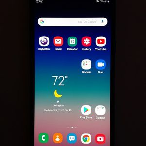 Samsung A6 in Very Good Condition Metro Service for Sale in Lexington, KY