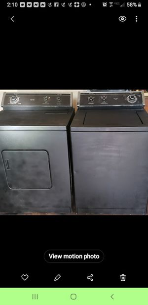 Washer and dryer for Sale in Greenville, SC