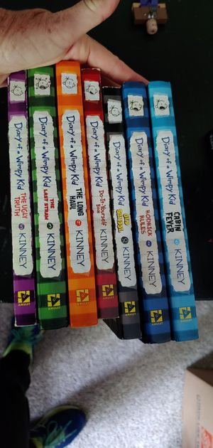 Diary of a wimpy kid for Sale in Methuen, MA