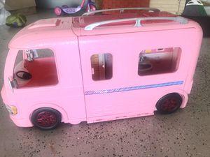 Barbie Dream Camper/ Pool/ Convertible/ Closet for Sale in Chula Vista, CA
