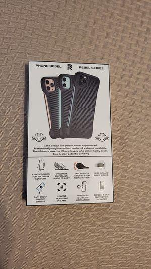 Iphone 11 pro max rebel case for Sale in Abilene, TX