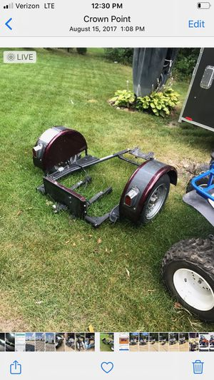 Universal voyager trike kit for Sale in Joliet, IL