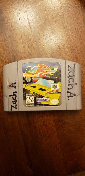 Mrc racing n64 for Sale in Saginaw, MI