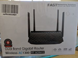 ASUS Dual Band Gigabit Router for Sale in Alpine, CA