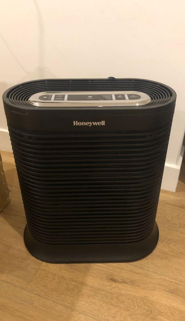Honeywell HEPA Large Room Air Purifier