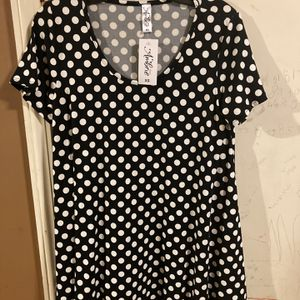 Ambrie polk a dot top size xs NWT for Sale in Greenville, SC