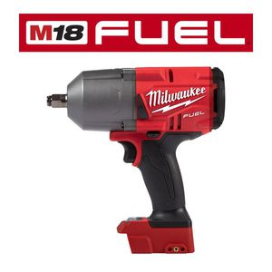 Milwaukee M18 FUEL 18-Volt Lithium-Ion Brushless Cordless 1/2 in. Impact Wrench with Friction Ring (Tool-Only) for Sale in Coronado, CA