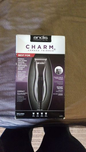 Charm edgers. Very durable, and handy for using around the ears. for Sale in Cleveland, OH
