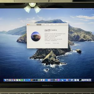 MacBook Pro 13 Inch 2017 for Sale in Tampa, FL