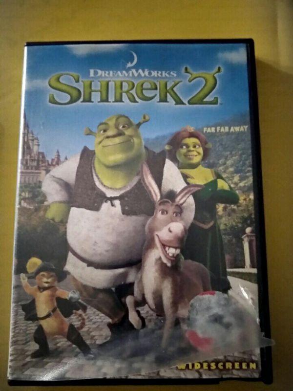 Shrek 2 DVD!