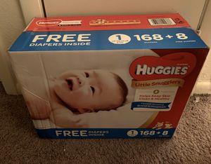 Size 1 Huggies for Sale in Newport News, VA