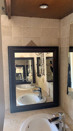 Two wall Decor mirrors for sale! for Sale in Montclair, CA