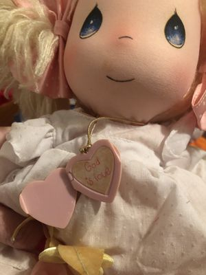 Precious Moment Doll (Heather) for Sale in Cowpens, SC