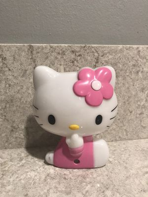 Hello Kitty Color Changing Night Light for Sale in Chino Hills, CA