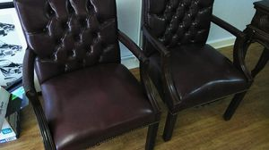 Leather chairs for Sale in Stuart, FL