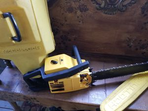 McCulloch pro 650 24 inch Chainsaw! for Sale in Anaheim, CA