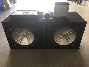 Car Audio System for Sale in Concord, CA