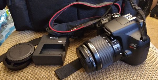Cannon REBEL T6 Digital Camera