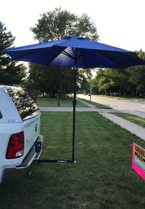 Trailer Hitch Umbrella for Sale in Indianapolis, IN