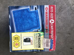 Power filter cartridges for Sale in Brier, WA