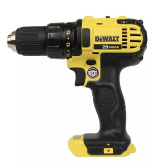 "Tengo ala venta Nuevo Dewalt DCD780 20V MAX Lithium Ion 1/2"" Compact Drill Driver DCD780B 2 Speed for Sale in US"