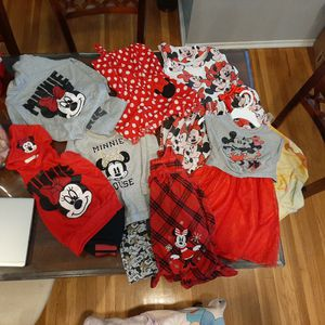 3 And 4 T Minnie Clothes Dresses, Pj's, Jumper, And Outfits for Sale in Long Beach, CA