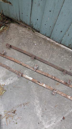 Door rails (vintage) for Sale in San Antonio, TX