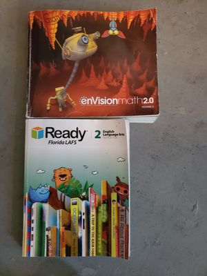 Test books for elementary school for Sale in Boynton Beach, FL