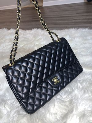 Chanel Black Vintage Double Flap Bag for Sale in Alexandria, VA