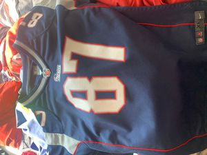 NFL Patriots Jersey for Sale in Palmdale, CA