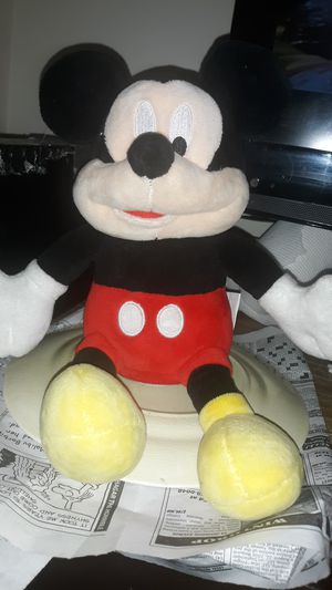 Disney mickey mouse piggy bank for Sale in Milford, MA