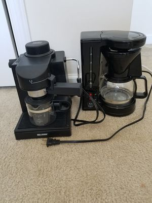 Coffee and espresso makers combo for Sale in Ashburn, VA