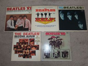 Vintage Beatles albums! Start your collection here! for Sale in Loganville, GA
