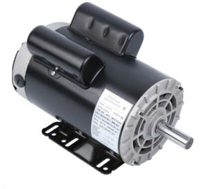 BRAND NEW 5 HP 3450 RPM Electric Motor Compressor Duty 143T 1 Phase 7/8 Shaft 230V for Sale in Carson, CA