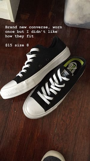 Converse All-Star size 8 for Sale in West Palm Beach, FL