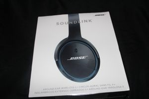 Bose Soundlink Around-Ear Wireless Headphones - Black for Sale in Joint Base Lewis-McChord, WA
