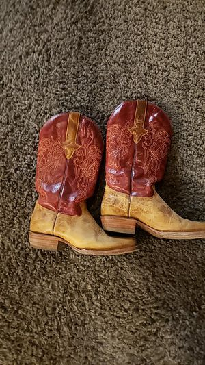 JB Dillon cowboy boots for women for Sale in Beaver Dam, WI