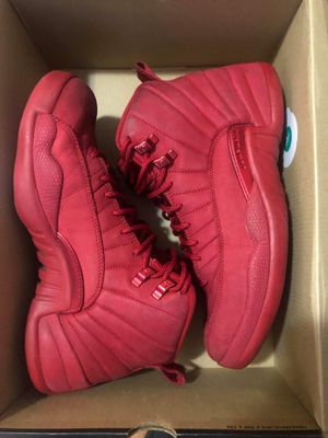 Jordans 12 retro red size 9 for Sale in Miami, FL