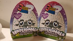 Hatchimals colleggtibles sweet smelling 6 pack for Sale in Garden Grove, CA