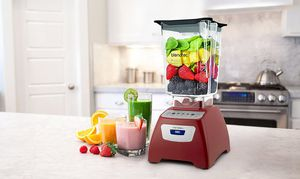 BLENDTEC Classic Blender, Wildside Jar - RED for Sale in Irvine, CA