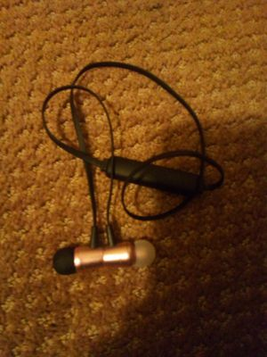 Sony Bluetooth wireless earbuds for Sale in Middletown, OH