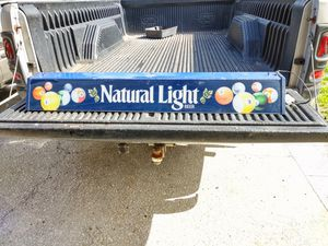 Natural light bar or pool table light for Sale in Clearwater, FL