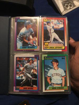 Topps Baseball trading cards for Sale in Norcross, GA