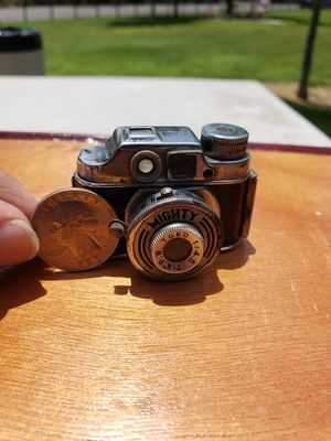 1940's Spy MIGHTY TOKO Hit Type Vintage Subminiature Camera Made In Occupied Japan- NICE ! for Sale in Riverside, CA