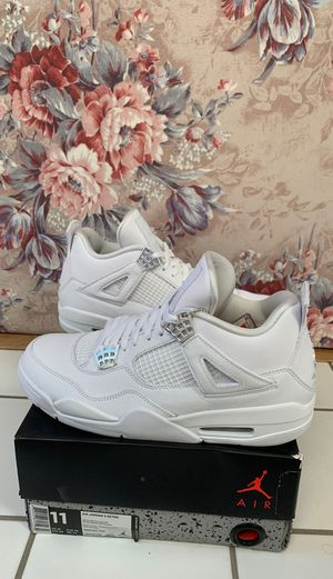 Jordan retro 4 pure money for Sale in Manassas, VA