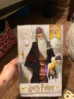 Harry Potter Dumbledore figure for Sale in Menifee, CA