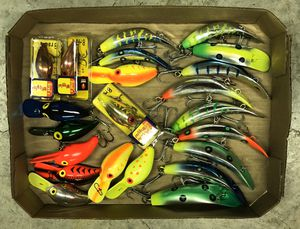 Fishing lures for Sale in Damascus, OR