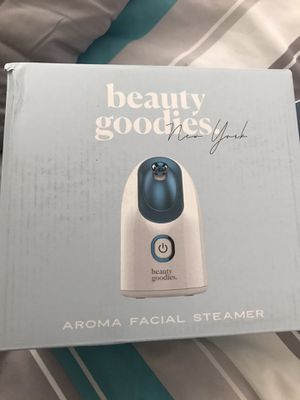 BG Facial Steamer - Aroma Nano Ionic Face Steamer for Facial with Blackhead Remover Kit for Sale in Greensboro, NC